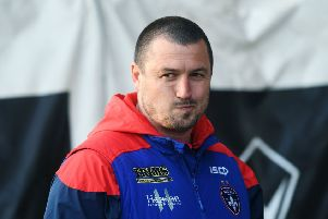 Wakefield head coach Chris Chester: Aims to get it right this time.