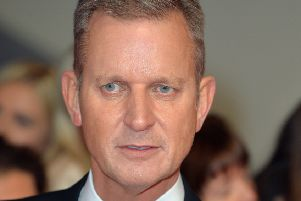Jeremy Kyle, whose TV show was taken off air. (Getty Images).