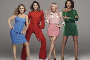 The Spice Girls are playing the Stadium of Light on June 6
