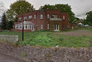 The former Ryecroft Hotel in Wooler. Picture from Google