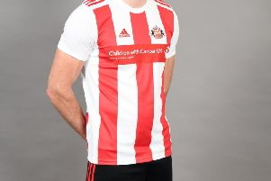 Sunderland AFC have unveiled their 2019/20 home kit