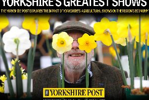 The Yorkshire Post explores the impact of the region's agricultural shows on the local economy.