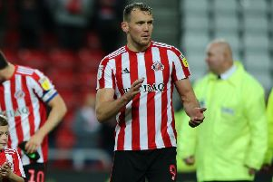 Sunderland's Charlie Wyke. 'Picture: Tom Banks