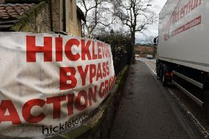 Sheffield City Region Mayor is backing plans for a bypass to ease congestion on the  A635 in South Yorkshire
