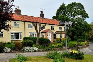 The village of Farlington is eight miles north of York in the Hambleton district of North Yorkshire. Picture by Gary Longbottom.
