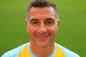 No cheap deals: Assistant manager Richie Barker.
