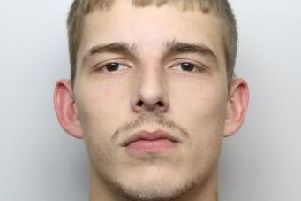 Bradley Robertshaw, who had previous convictions for house burglary, was jailed for eight years and nine months.