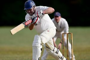 Tim Orrell struck a half-century as Mirfield Parish Cavaliers defeated Holmfirth in the Drakes Huddersfield League Championship last Saturday.