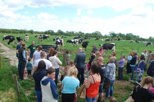 About 30 LEAF Open Farm Sunday events are taking place in Yorkshire this year.