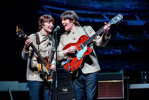 Let It Be is a celebration of The Beatles and their music.