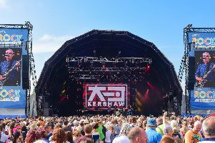 Let's Rock the North East at Herrington Country Park.