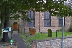 Peter Hughes is the vicar at St Alban's Church in Wickersley. Picture: Google Maps.