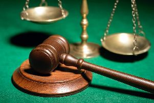 A gavel and scales of justice