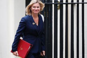 Former Cabinet minister Justine Greening says the Treasury needs to be broken up.