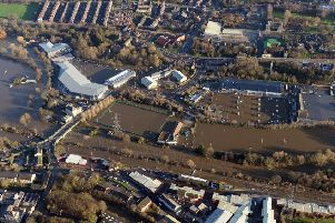 A test of the Government's commitment to Power Up The North will be whether Ministers fund promised flood defences for Leeds according to city council leader Judith Blake.