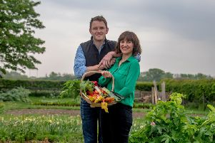 Meet the Yorkshire couple who gave up high-flying careers to run Minskip Farm Shop