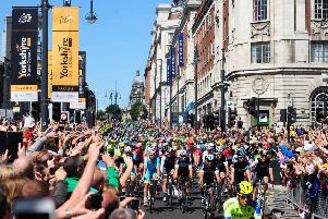 Cycling has taken off since Yorkshire hosted the 2014 Tour de France when Mark Cavebndish, Chris Froome and Geraint Thomas all competed in the Grand Depart.