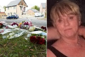Jackie Wileman was killed while she was out walking by a gang in a stolen lorry which ploughed into a house after hitting her.