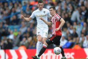 Leeds United defender Paudie O'Connor joins Bradford City.