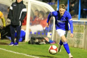 Michael Williams has joined Sheffield FC.
