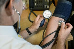 Around 42,100 ( 4%) could be 'ghost patients' in Derbyshire.