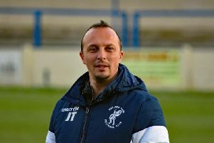 Justin Tellus has left Matlock Town after four successful years at the club.