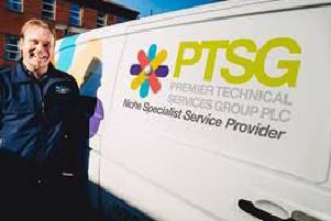 PTSG has over 1,200 employees serving over 20,000 customers