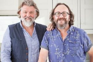 The Hairy Bikers are making their Chatsworth Country Fair debut.