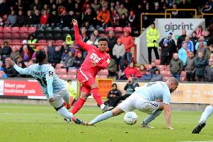 Huddersfield Town have brought in Leyton Orient forward Josh Koroma. Picture: Mark Kerton/PA