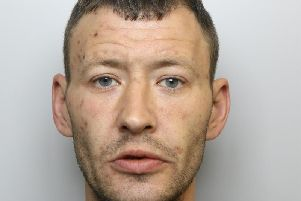 Burglar Christopher Hastings had his own home broken into while in prison on remand.