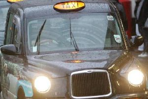 All taxi drivers in England are required to undertake a fit and proper test