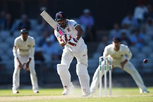 Ravi Bopara hit a century for Essex.