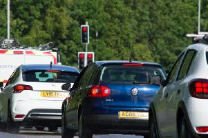 New restrictions have been put in place for 2019 to improve traffic flows along A59 and A658 towards Harrogate from York and A1 North