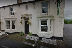 The historic inn situated in Grindleton