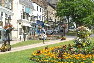 Should towns like Harrogate introduce free parking to boost trade.