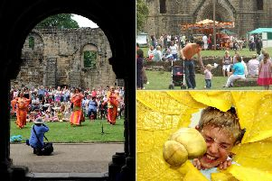 Kirkstall Festival attracts around 25,000 people. PICS: YPN