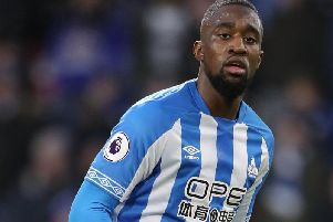 Isaac Mbenza completes permanent transfer to Huddersfield Town