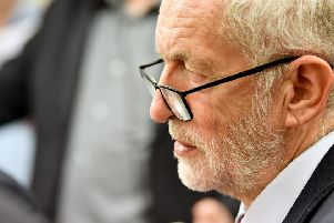 Jeremy Corbyn is vulnerable as Labour leader, argues Chris Moncrieff.