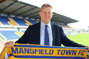 Bill Broughton has joined the Mansfield Town board of directors.