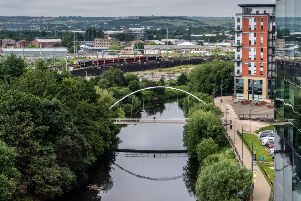Leeds saw the highest amount of investment into commercial real estate in Yorkshire in 2018, a total of �1.65bn, according to Search Acumen. 'Picture James Hardisty.