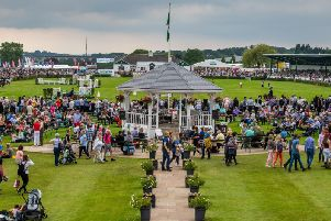 A view of day two of the 161st Great Yorkshire Show in Harrogate. Picture by James Hardisty.