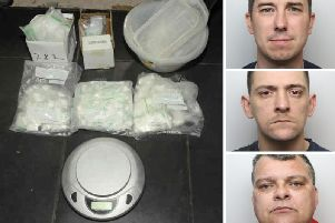 Six people have been sentence for their part in a drugs conspiracy in West Yorkshire