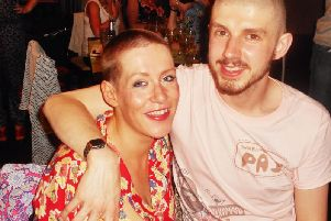 Roisin Pelan shaved her head in 2014
