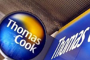 Thomas Cook said it is in advanced discussions with Chinese conglomerate Fosun over a �750m cash injection, paving the way for a sale of its tour operator business.