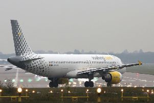 An investigation has found the airline Vueling has the worst punctuality of major airlines flying from UK airports.