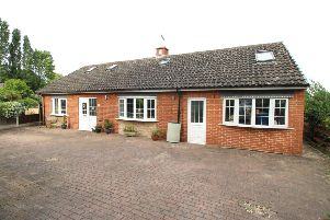 The property is on Blyth Grove in Worksop.