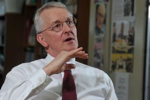 Leeds Central MP Hilary Benn
