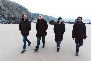 Elbow are appearing at the Y Not Festival. Picture: Andrew Whitton