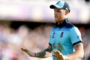 Ben Stokes: England's hero is the star attraction for the ECB to build on but fans will have to wait for The Hundred. (Picture: John Walton/PA)