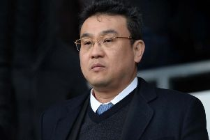 Dejphon Chansiri: Owls chairman has signed only three players and needs a new manager. (Picture: Steve Ellis)